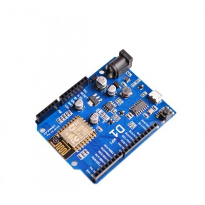 Wi-Fi Shield ESP-12E WeMos