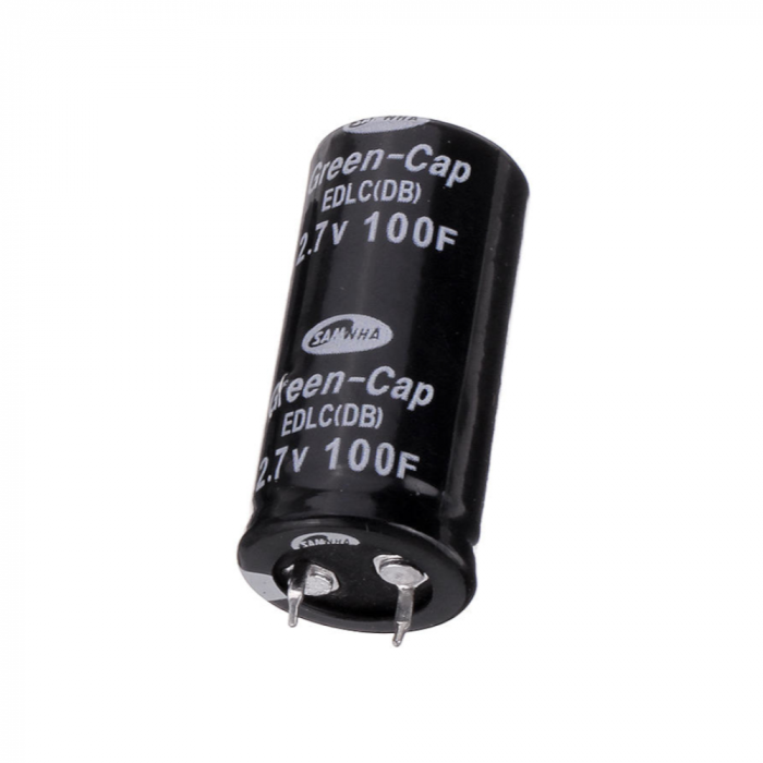 Supercapacitor 2.7V 100F