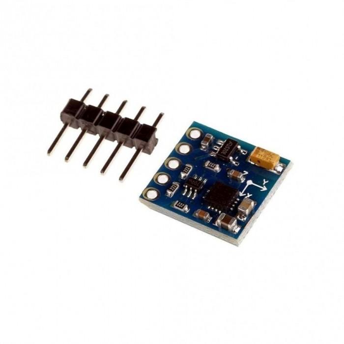 3 axes magnetic field sensor HMC5883