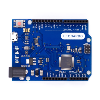 Leonardo R3 Microcontroller Atmega32u4