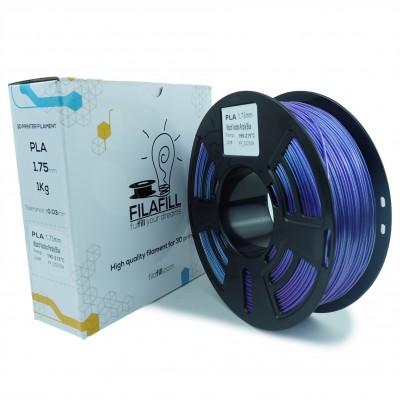 Filament PLA - PREMIUM - Mirror Chrome Albastru/Purpuriu- 1Kg - 1.75mm