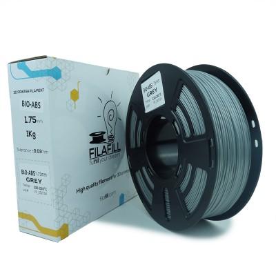 Filament BIO-ABS - PREMIUM - Gri - 1Kg - 1.75mm