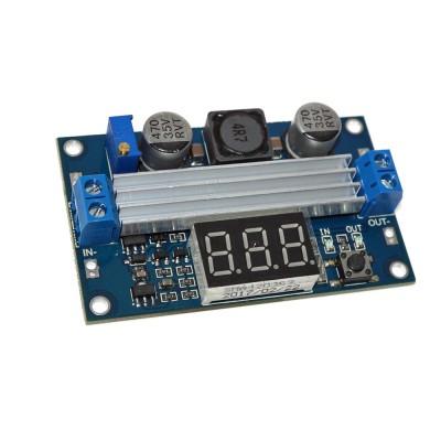 Modul ridicător tensiune cu display LTC1871