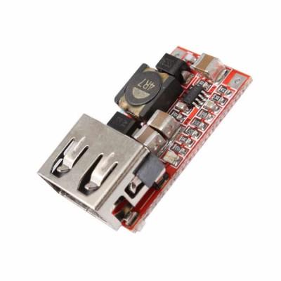 Modul coborâre tensiune 7-20V la USB 5V3A