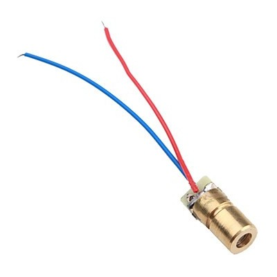 Laser diode module (RED) 5mW