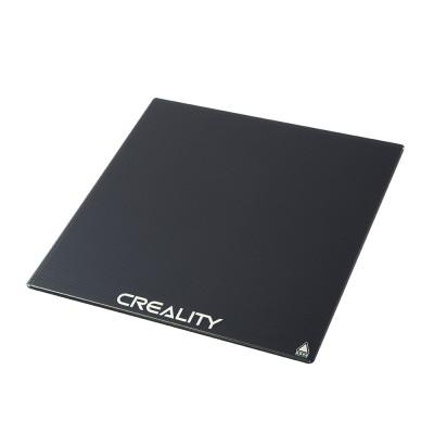 Suprafata din sticla Carborundum pentru imprimante 3D 420x430x4 Creality