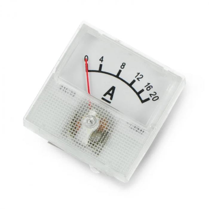 Ampermetru analogic 20A