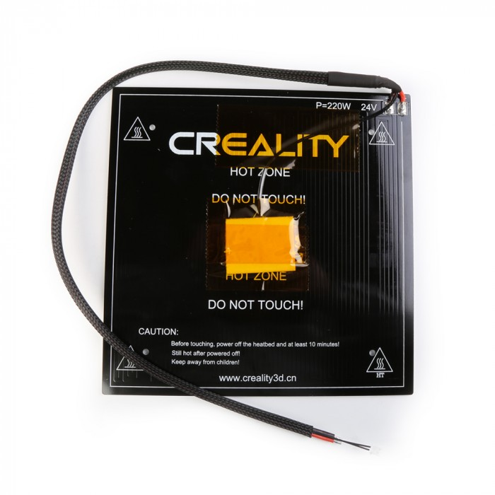 Kit pat incalzit Ender-3 V2 Creality