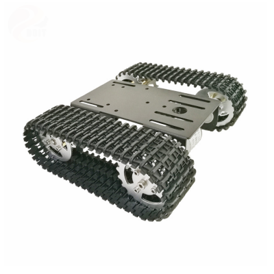 Tank chassis with 33GB-520 motors