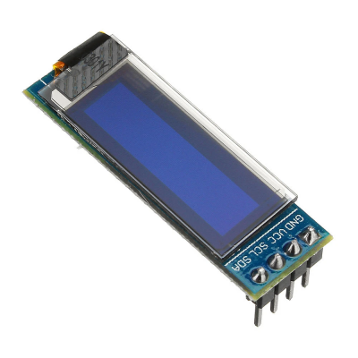 Display oled 128x32 - I2C