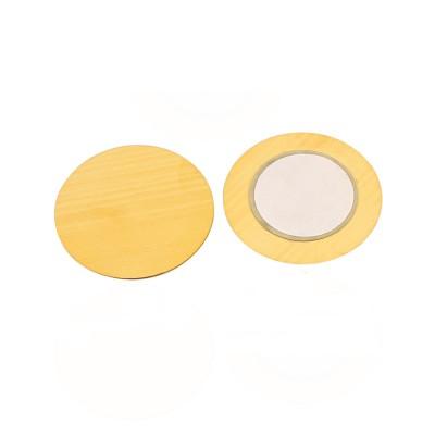 Piezoelectric buzzer ceramic