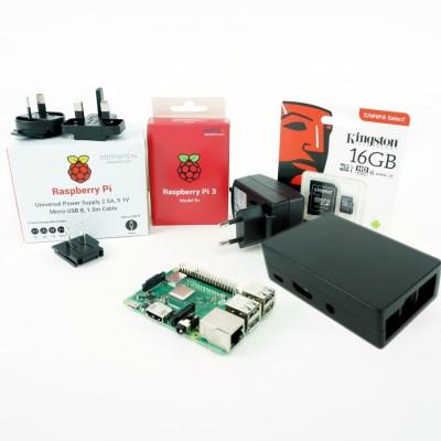 Kit de baza Raspberry Pi 3B+