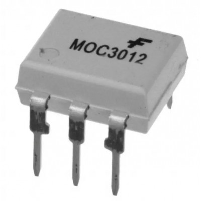 Optocuplor triac MOC3012M