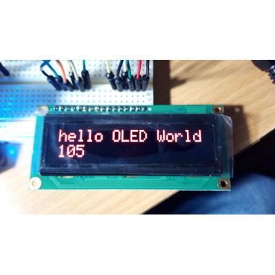 OLED - 1602