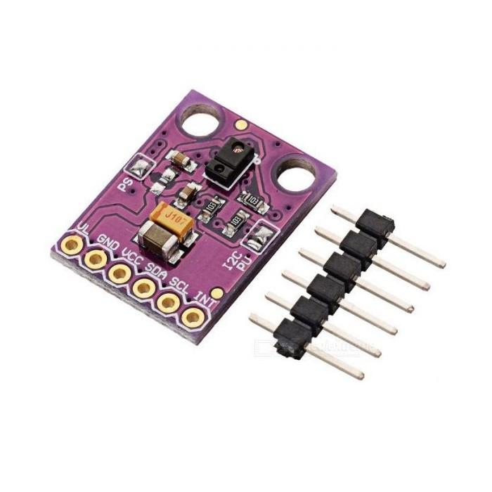 Gesture and light sensor APDS-9960 I2C
