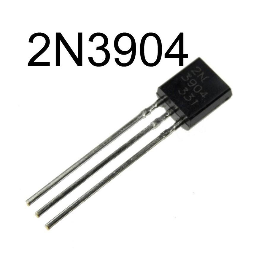NPN Transistor 2N3904 - ARDUSHOP