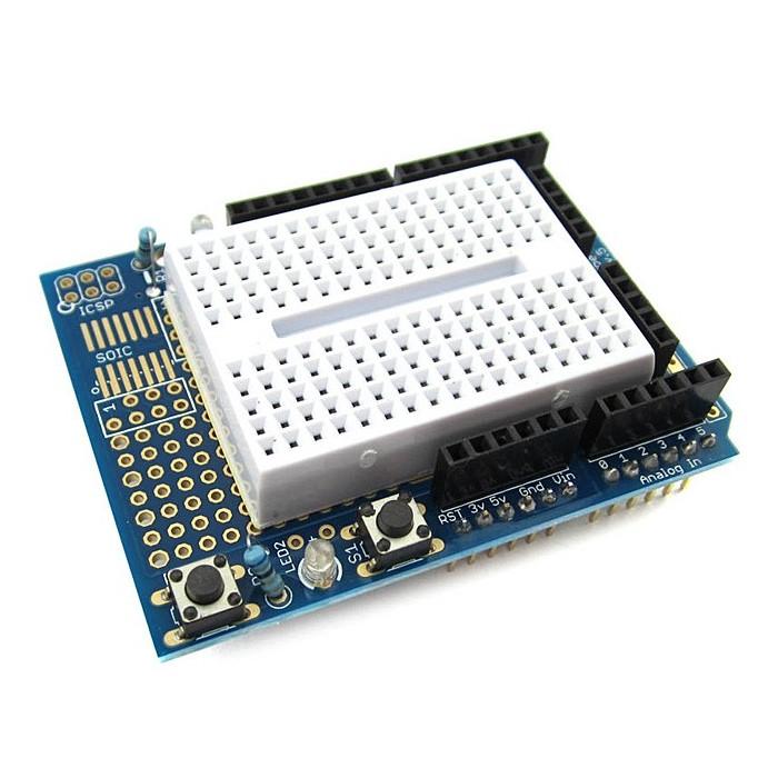 Shield pentru prototipuri V5