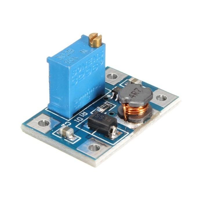 Modul ridicător tensiune 2A 1.2 Mhz