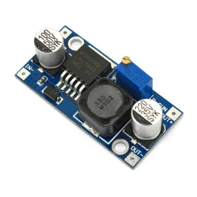 DC-DC Step-Down Converter LM2596