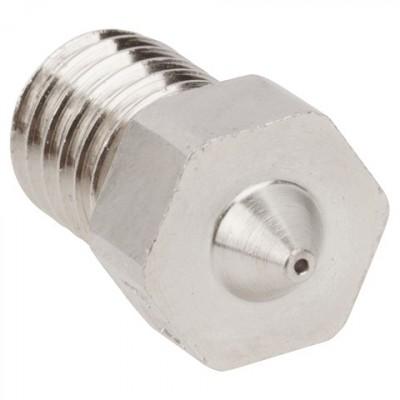 Duza inox (nozzle) M6 diametru de la 0.25 la 0.8mm