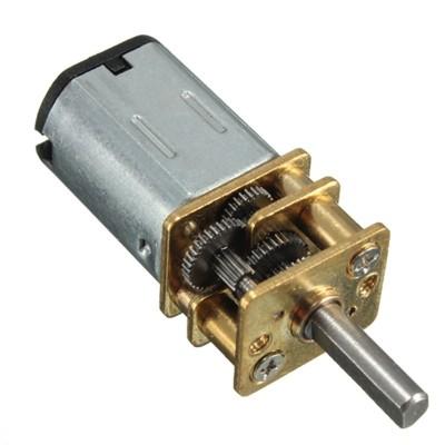 Micro motor cu reducție
