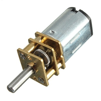 Micro-motor with reduction gears