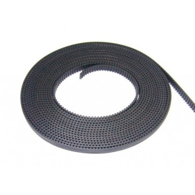 GT2.5 timing belt - 1 meter