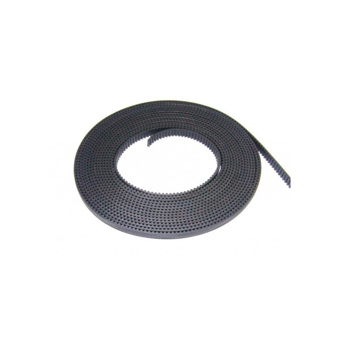 GT2.5 timing belt - 1 meter